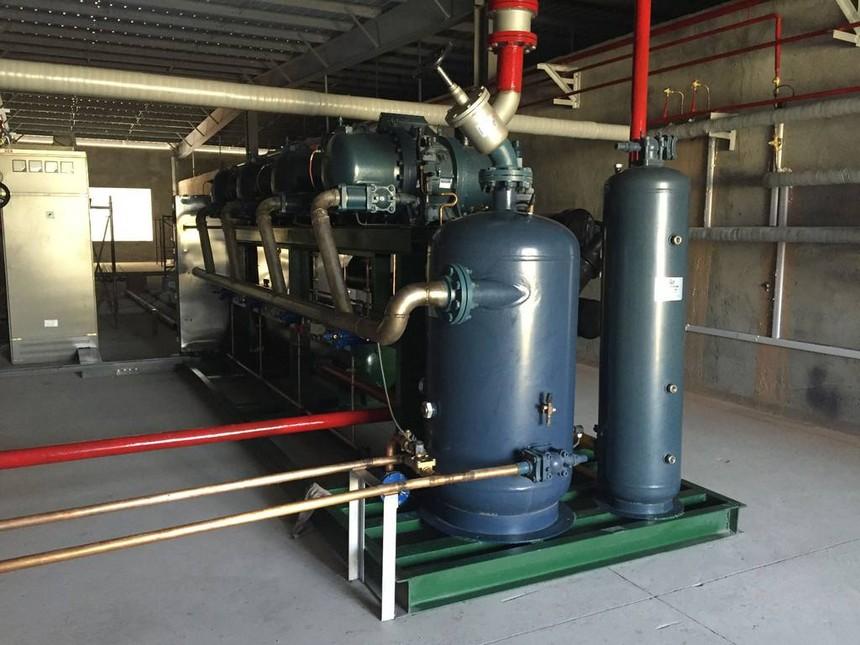 供水体系水冷机组