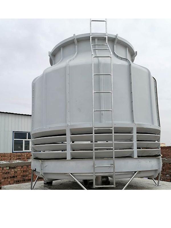 不锈钢冷却塔天津案例图片